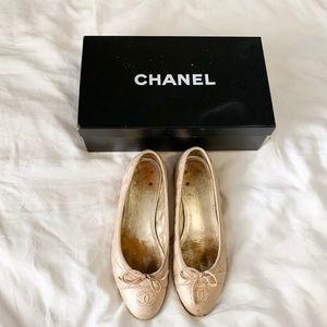 Chanel Ballerina Slippers